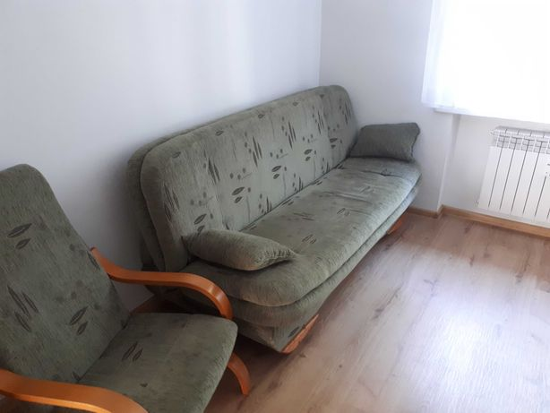 Wynajmę mieszkanie Katowice ul. Adamskiego 13 -  43 m2, 2 pokoje
