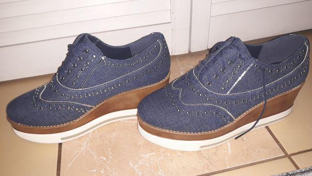 Nowe buty platformy