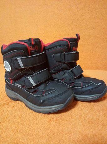 Зимние ботинки B&G Termo, размер 29