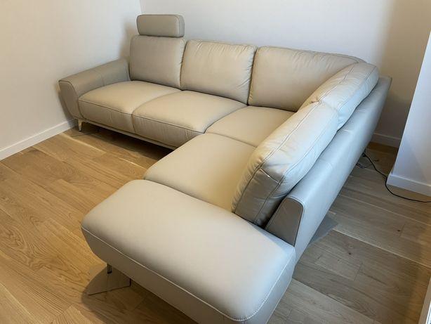 Sofa skórzana nowa
