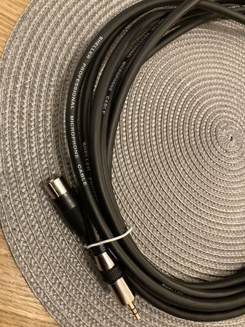 Kabel sheller 5DIN/minijack 3.5mm, L=6m