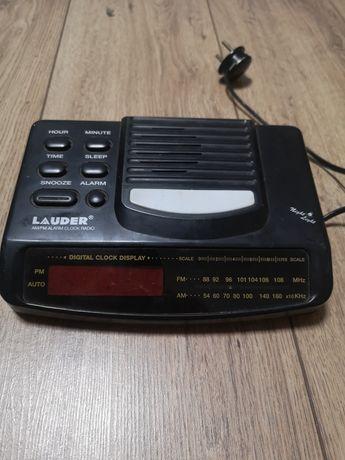 Radio budzik zegarek lauder