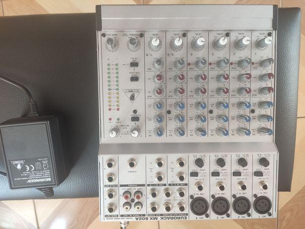 Mikser Behringer Eurorack MX802A
