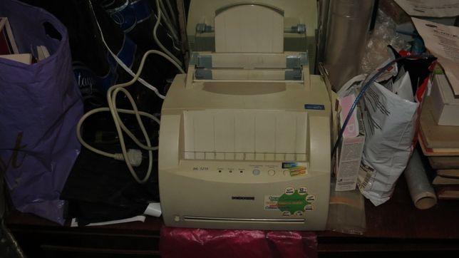 Принтер ML-1210 с катриджем и шнурами