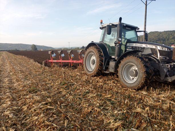 Usługi rolne +10 km