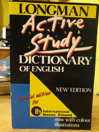 Sponsored  Longman Active Study Dictionary of English