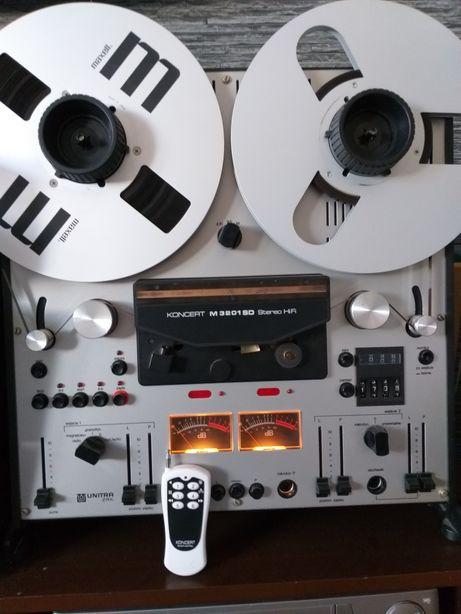Magnetofon Unitra Koncert - pilot zdalnego sterowania do magnetofonu
