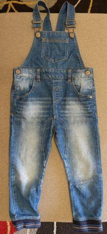 джинсовый комбинезон Next