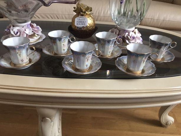 Кофейный набор. Подарок. Новый. Керамика. Чашки. Кофеман