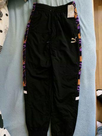 Spodnie dresowe puma xs