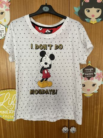 T-shirt Pijama disney