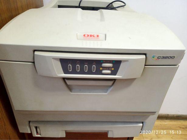 Принтер кольоровий лазерний