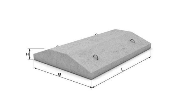 Фундаментные подушки б.у.