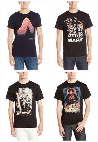 Мужская футболка размеры S M XL Star Wars Звездные Войны оригинал CША