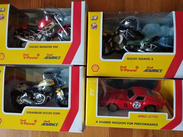 Auto, motor, pojazdy kolekcjonerskie Shell / nowe w opakowaniach