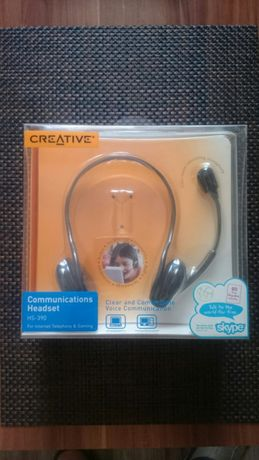 Słuchawki Creative HS-390