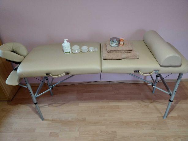 Masażysta/masaż z dojazdem do pacjenta.