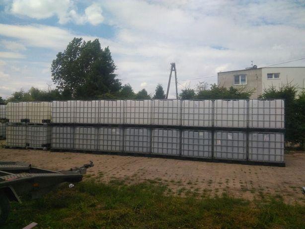 zbiorniki 1000l ibc mauzer