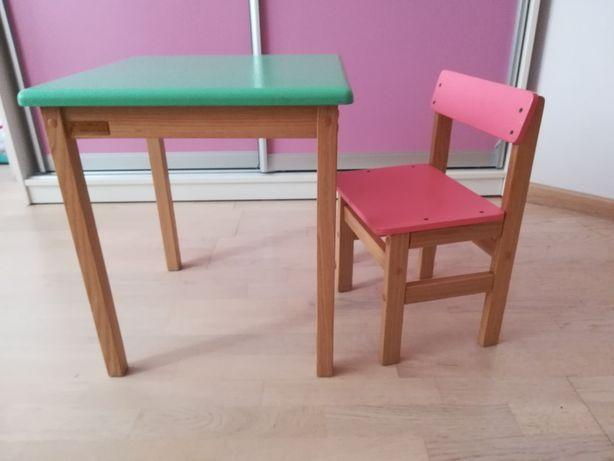 Столик и стул детский