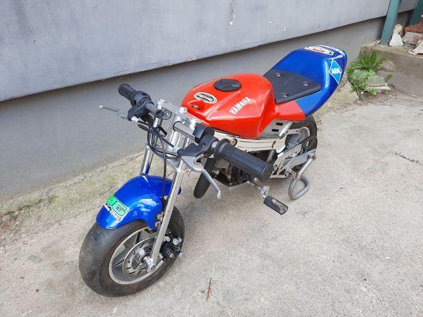 Mini Pocket Bike Streetfighter