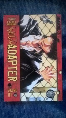 Wild adapter - Kazuya Minekura, manga w j. angielskim, tom 1