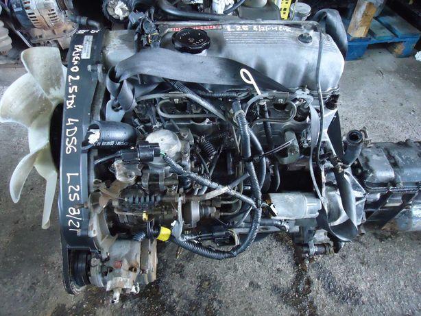 Motor Mitsubishi 2.5 Tdi (4D56)