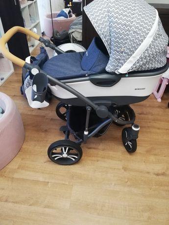 Wózek Bebetto Breesso 2w1 i fotelik Maxi Cosi