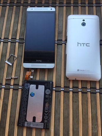 Htc one mini две батареи рабочий экран и камера