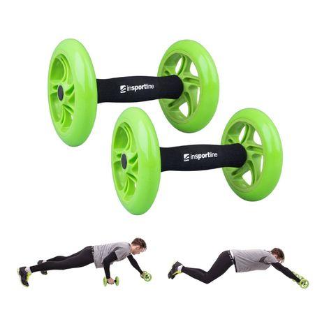 wałki do ćwiczeń mięśni fitness i aerobiku stabilne 2szt.