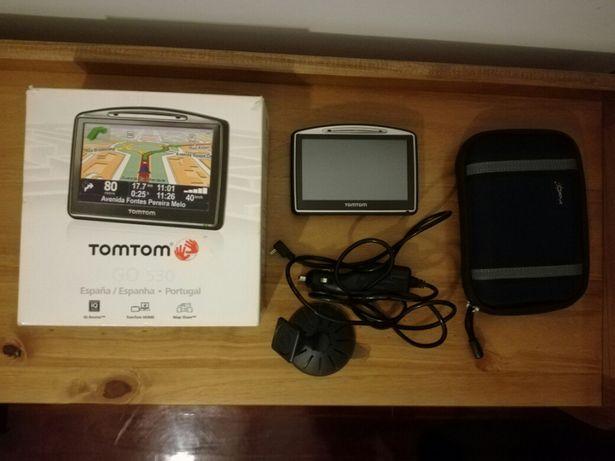 GPS Tom tom GO 530 (4,3 polegadas)