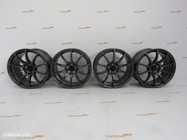 Jantes Ultralite R5 17 x 8 et35 5x100 Gunmetal