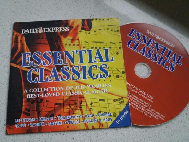 CD płyta ESSENTIAL Classics muzyka