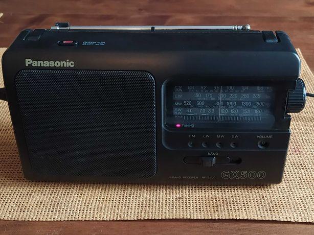 Radio Panasonic RF-3500 GX500