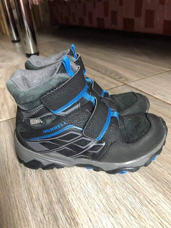 Merrell ботинки зимние