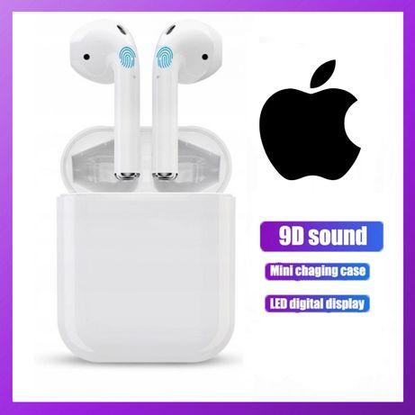 Беспроводные наушники Apple Airpods i120 Bluetooth бездротові блютуз