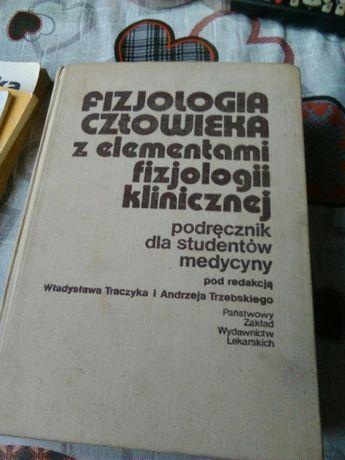 Książka fiziologia czlowieka z elementami Fiziologi klinicznej
