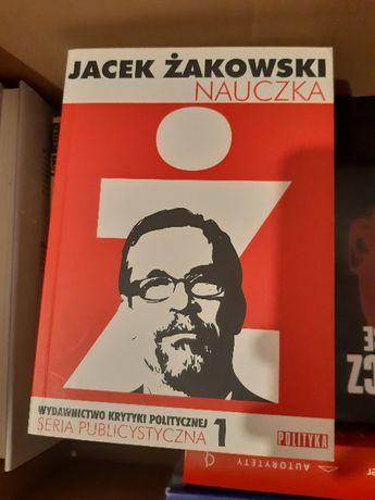 Nauczka Jacek Żakowski Polityka