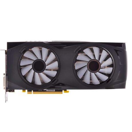 Видеокарта RX 580 8 Gb XFX GTR Black Edition 8GB (аналог 570 470 480)