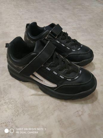 Кожаные кроссовки ( Promax) на мальчика