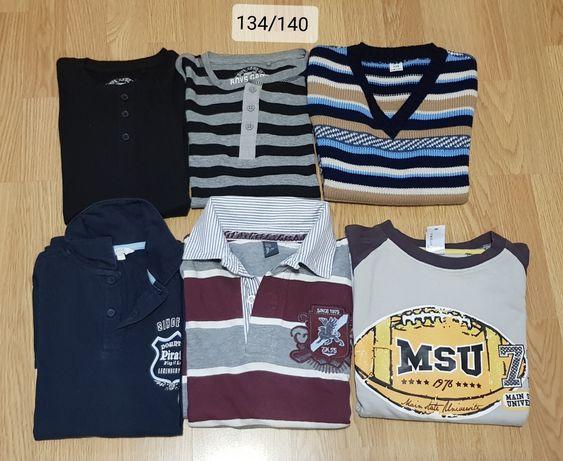 Ubrania chłopak 134/140