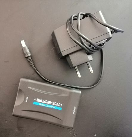 Conversor HD I para Scart