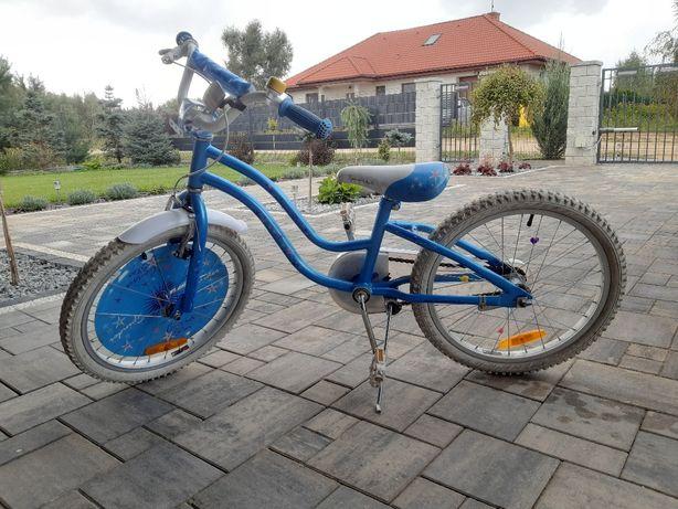 Rowerek dziecięcy z kołami 20 cali