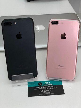 • iPhone 7 Plus 32 Гб! ГАРАНТИЯ от 3-х МЕС. Айфон 7 PLus 32/128/256!