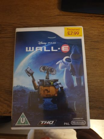 Wall-e - gra Nintendo Wii