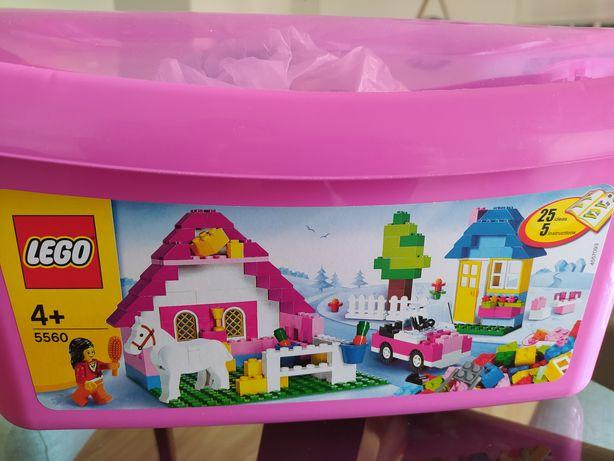 Caixa Lego 5560 (classic margem Brinck box)