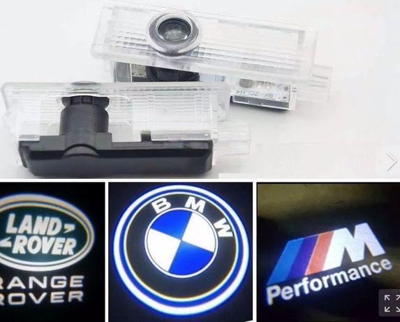 Подсветка проекция в двери BMW E90 E60 F30 F10 E39 E53 E65 E66 E70 F15
