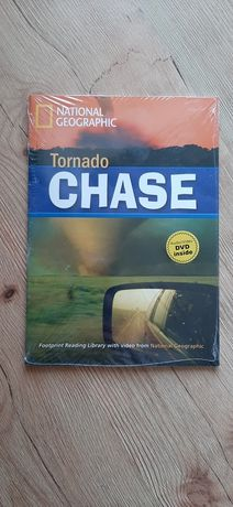 Film DVD Tornado Chase wydawnictwo National Geographic