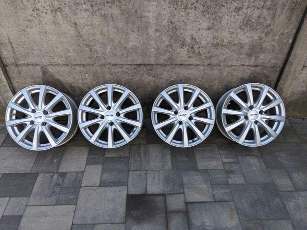 Alufelgi Platin Ford 4x108 6,5Jx16 ET37,5 Fiesta EcoSport B-max Wysylk