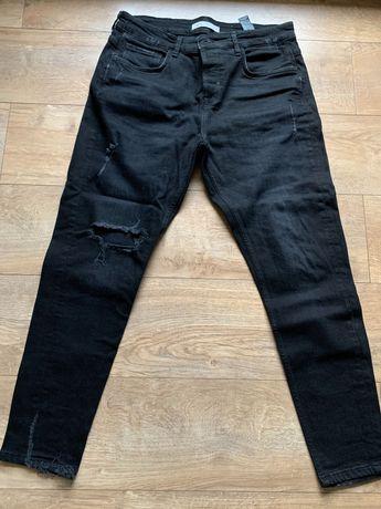 Spodnie Zara rozm 34