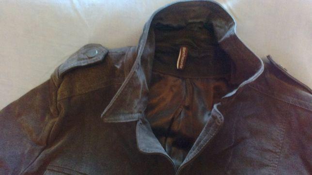 Куртка замшевая, женская